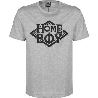 homeboy Nappo T-Shirt Herren grau/meliert