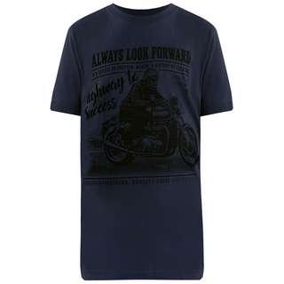 Finn Flare Printshirt Herren infinity