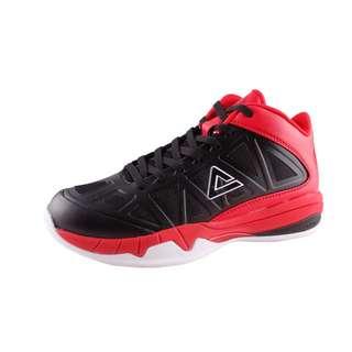 Peak Victor Y Basketballschuhe Kinder black-red