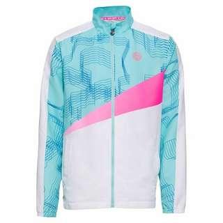 BIDI BADU Teku Tech Jacket Funktionsjacke Herren weiß/mint/pink
