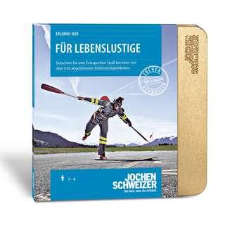 Jochen Schweizer Für Lebenslustige Geschenkbox mehrfarbig