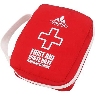 VAUDE First Aid Kit Essential Erste Hilfe Set rot