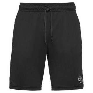 BIDI BADU Lomar Tech Shorts Tennisshorts Herren schwarz