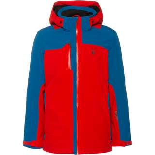 Spyder Whistler Skijacke Herren bright red