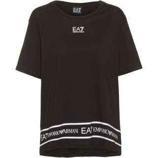EA7 Emporio Armani T-Shirt Damen black