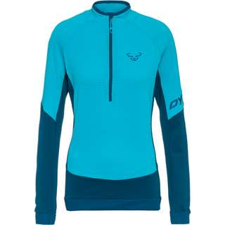 Dynafit LIGHT THERMAL Fleeceshirt Damen silvretta