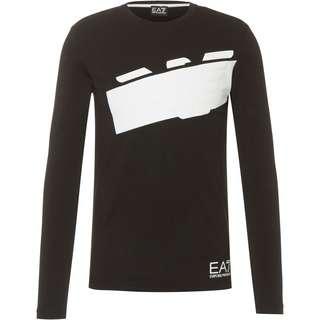 EA7 Emporio Armani Sweatshirt Herren black