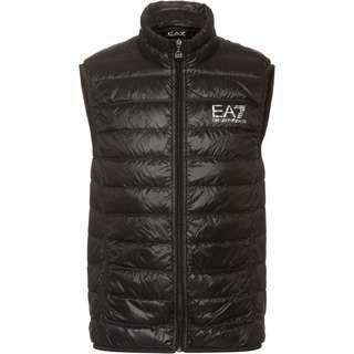 EA7 Emporio Armani Daunenweste Herren black