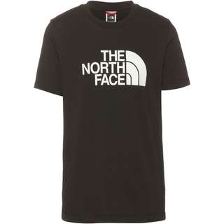 The North Face Easy T-Shirt Kinder tnf blk-glow in the dark
