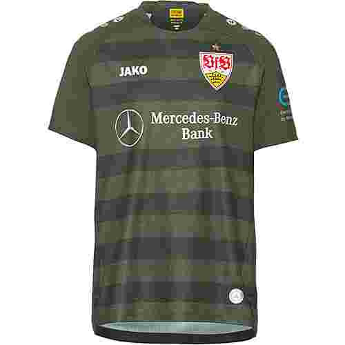 JAKO VfB Stuttgart 20-21 3rd Trikot Kinder khaki