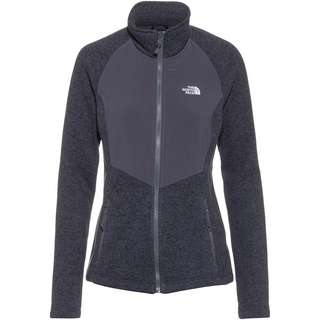 The North Face Fleecejacke Damen vanadis grey dark heather