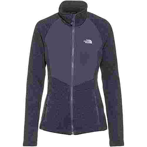 The North Face ARASHI Fleecejacke Damen vanadis grey dark heather