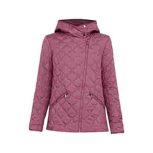 Finn Flare Steppjacke Damen dark red
