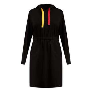 Finn Flare Jerseykleid Damen black