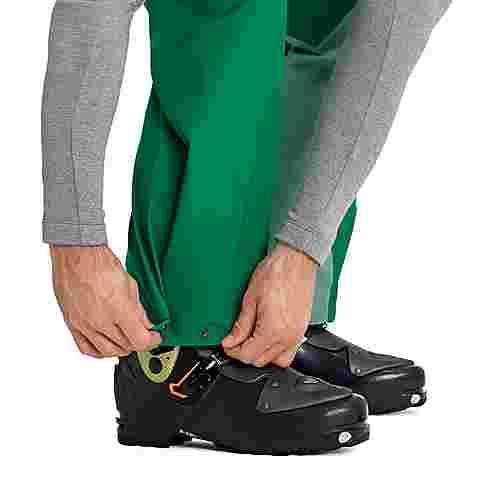 Mammut La Liste HS Pants Men Funktionshose Herren deep emerald