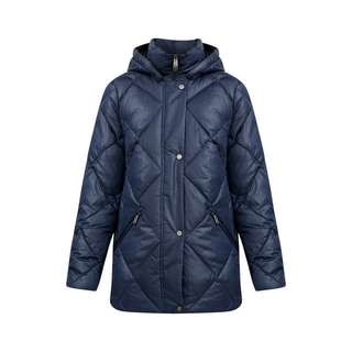 Finn Flare Steppjacke Damen dark blue