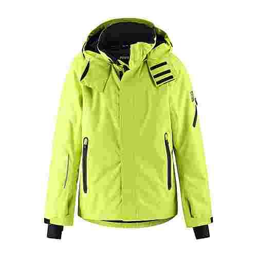 reima Wheeler Skijacke Kinder Lime green
