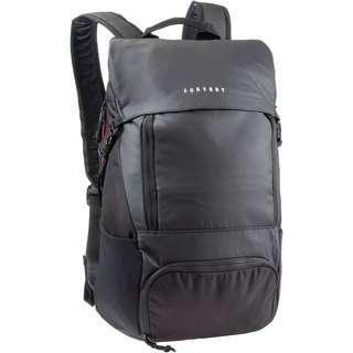 Forvert Rucksack Linus Cross Daypack black-black