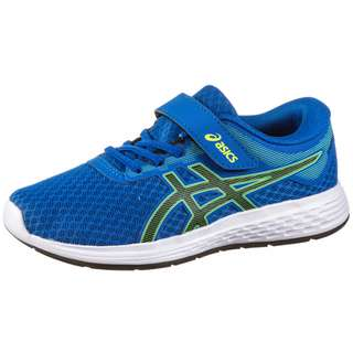 ASICS PATRIOT 11 PS Laufschuhe Kinder tuna blue/black