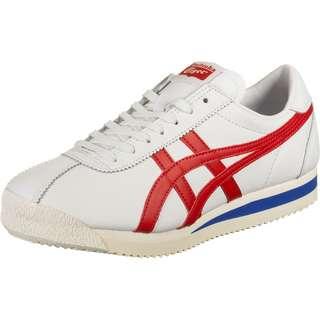 ASICS Tiger Corsair Sneaker Herren weiß/rot