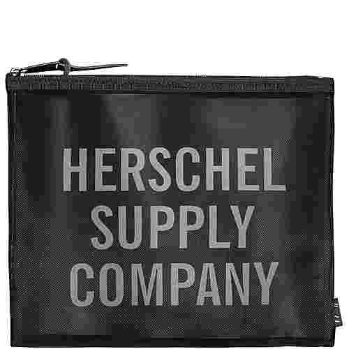 Herschel Tablet Tasche schwarz / weiß