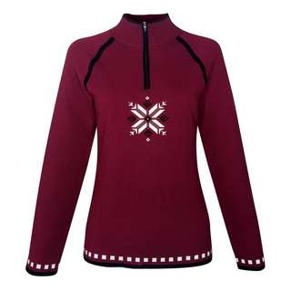 Krimson Klover Blazing Star Strickpullover Damen port