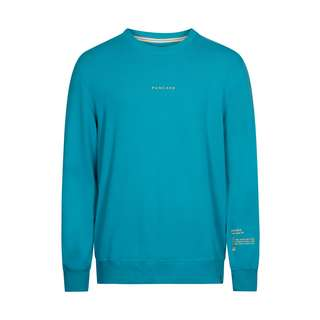 Colours & Sons Marian Sweatshirt Herren türkis