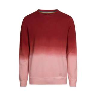 Colours & Sons Ian Sweatshirt Herren rosa