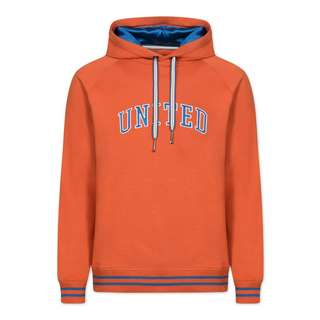Colours & Sons Edgar Sweatshirt Herren orange