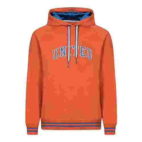Colours & Sons Edgar Sweatshirt Herren orange
