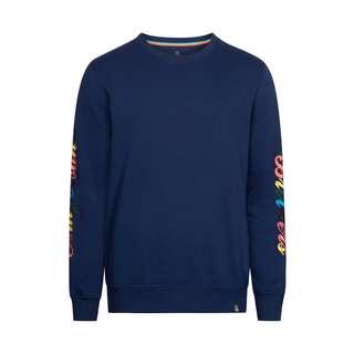 Colours & Sons Bob Sweatshirt Herren dunkelblau