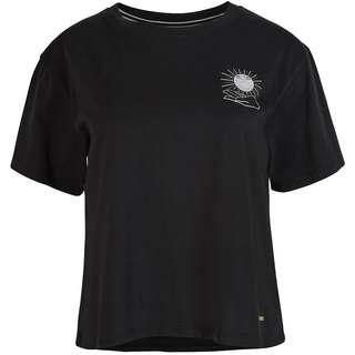 O'NEILL Graphic T-Shirt Damen black out