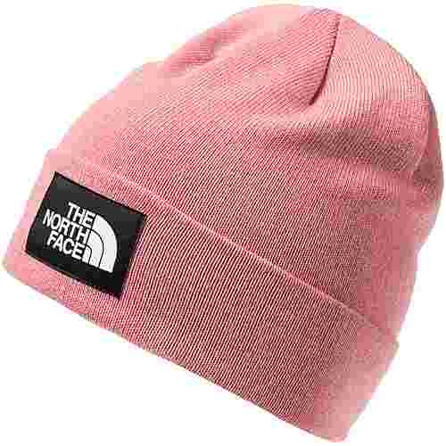 The North Face Dock Worker Recycled Beanie mesa rose