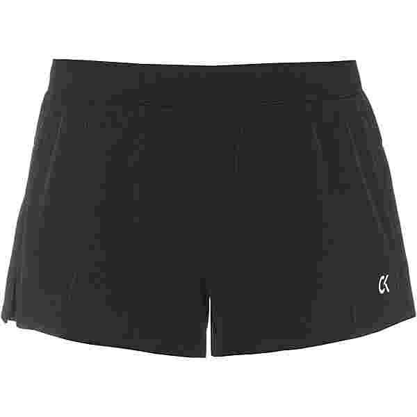 Calvin Klein CK ESSENTIALS Funktionsshorts Damen ck black