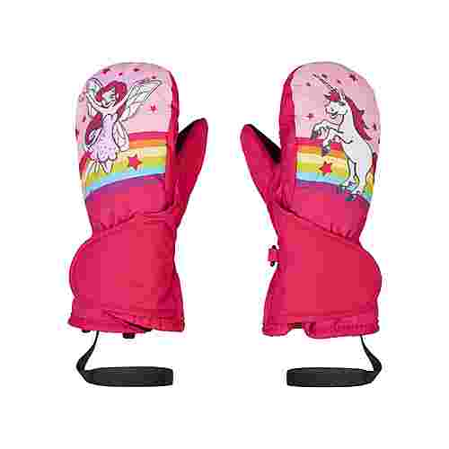 Ziener LEMMI Outdoorhandschuhe Kinder pop pink