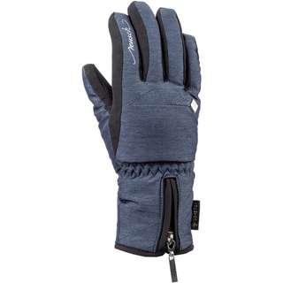 Reusch GORE-TEX Selina Skihandschuhe Damen dress blue melange