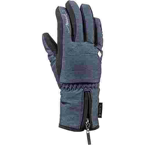 Reusch GORE-TEX® Selina Skihandschuhe dress blue melange