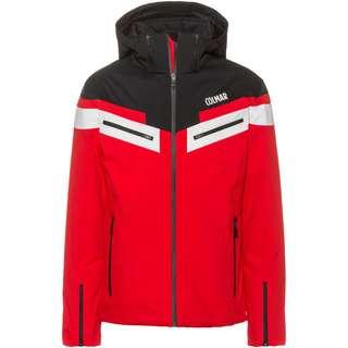 COLMAR Skijacke Herren bright red-black-whi