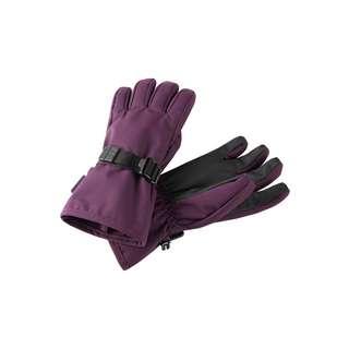 reima Tartu Skihandschuhe Kinder Deep purple