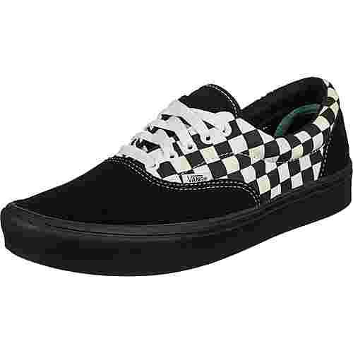 Vans Comfy Cush Era Sneaker schwarz/weiß/kariert