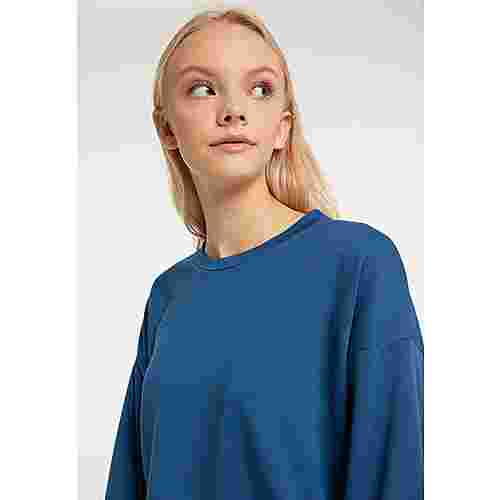MYMO Sweatshirt Damen blau