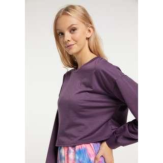 MYMO Sweatshirt Damen lila