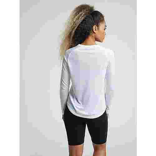 hummel hmlVANJA T-SHIRT L/S T-Shirt Damen WHITE