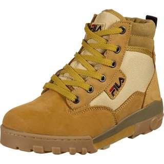 FILA Grunge II mid W Sneaker Damen gelb