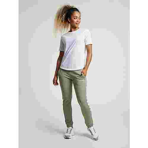 hummel hmlVANJA T-SHIRT S/S T-Shirt Damen WHITE