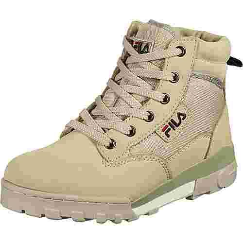 FILA Grunge II mid W Sneaker Damen beige
