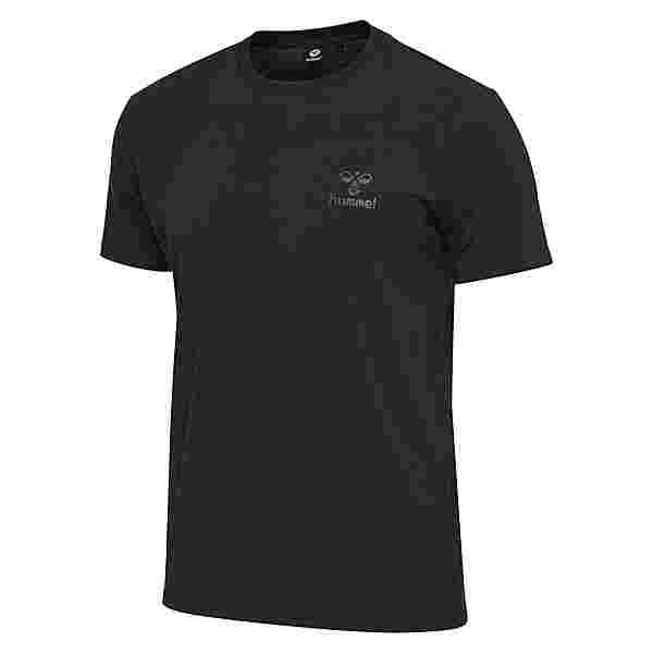 hummel hmlSIGGE T-SHIRT S/S T-Shirt Herren BLACK