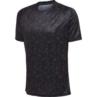 hummel T-Shirt Herren BLACK