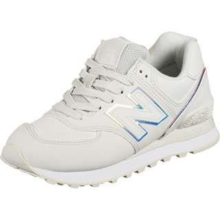 NEW BALANCE 574 Sneaker Damen weiß