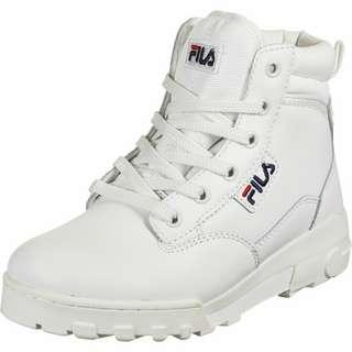 FILA Grunge II L mid W Sneaker Damen weiß